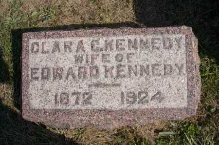 KENNEDY, CLARA C. - Meigs County, Ohio   CLARA C. KENNEDY - Ohio Gravestone Photos