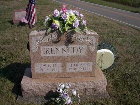 KENNEDY, DORA E. - Meigs County, Ohio | DORA E. KENNEDY - Ohio Gravestone Photos