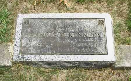 KENNEDY, FRANCIS M. - Meigs County, Ohio | FRANCIS M. KENNEDY - Ohio Gravestone Photos
