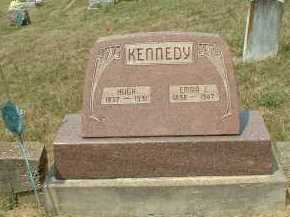 KENNEDY, HUGH - Meigs County, Ohio | HUGH KENNEDY - Ohio Gravestone Photos