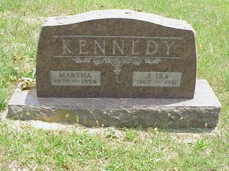 KENNEDY, MARTHA - Meigs County, Ohio | MARTHA KENNEDY - Ohio Gravestone Photos