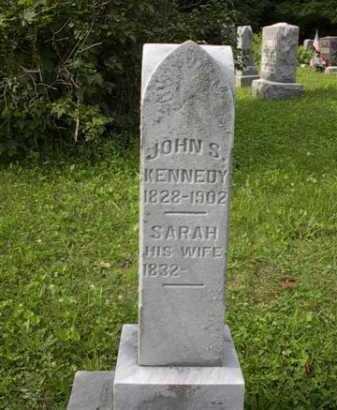 MCCANN KENNEDY, SARAH - Meigs County, Ohio | SARAH MCCANN KENNEDY - Ohio Gravestone Photos