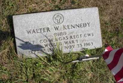 KENNEDY, WALTER W. - Meigs County, Ohio   WALTER W. KENNEDY - Ohio Gravestone Photos