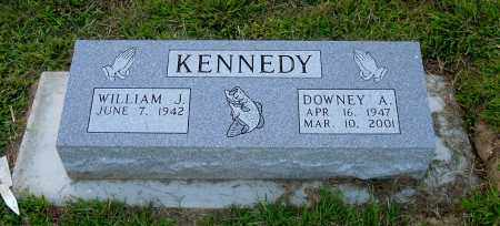 KENNEDY, WILLIAM J. - Meigs County, Ohio | WILLIAM J. KENNEDY - Ohio Gravestone Photos