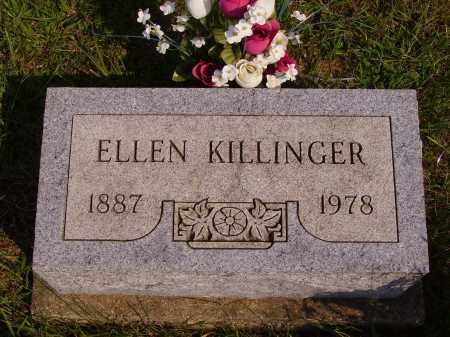THOMAS KILLINGER, ELLEN - Meigs County, Ohio | ELLEN THOMAS KILLINGER - Ohio Gravestone Photos