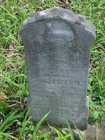 KILLINGER, JOHN - Meigs County, Ohio | JOHN KILLINGER - Ohio Gravestone Photos