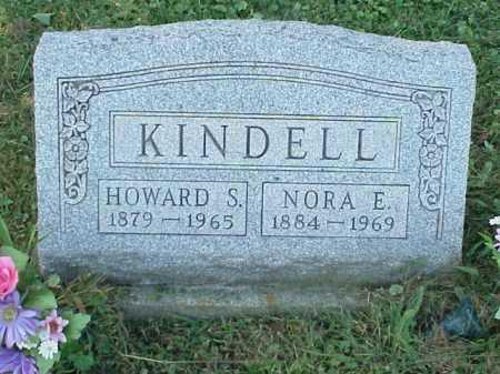 KINDELL, NORA E. - Meigs County, Ohio   NORA E. KINDELL - Ohio Gravestone Photos