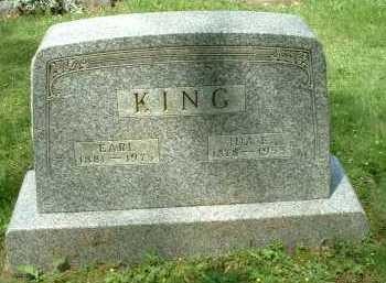 KING, IDA - Meigs County, Ohio | IDA KING - Ohio Gravestone Photos