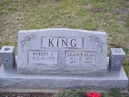 KING, LILLIAN BESS - Meigs County, Ohio   LILLIAN BESS KING - Ohio Gravestone Photos