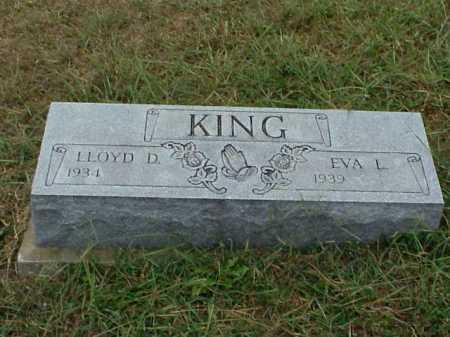 KING, LLOYD D. - Meigs County, Ohio   LLOYD D. KING - Ohio Gravestone Photos