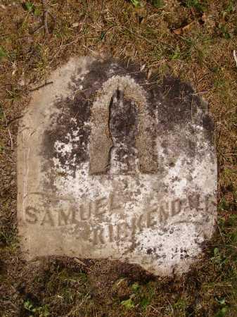 KIRKENDALL, SAMUEL - Meigs County, Ohio | SAMUEL KIRKENDALL - Ohio Gravestone Photos
