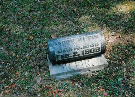 KLEIN, JACOB - Meigs County, Ohio | JACOB KLEIN - Ohio Gravestone Photos