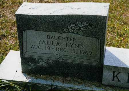 KLEIN, PAULA LYNN - Meigs County, Ohio | PAULA LYNN KLEIN - Ohio Gravestone Photos