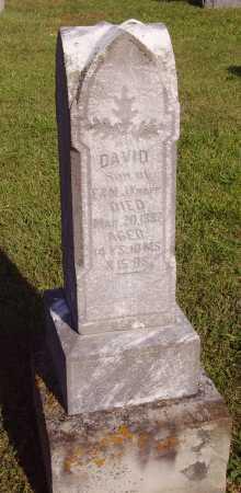 KNAPP, DAVID - Meigs County, Ohio   DAVID KNAPP - Ohio Gravestone Photos