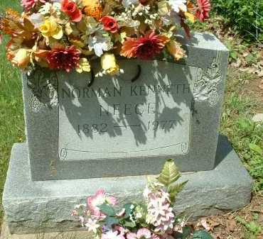 KNEECE, NORMAN KENNETH - Meigs County, Ohio | NORMAN KENNETH KNEECE - Ohio Gravestone Photos
