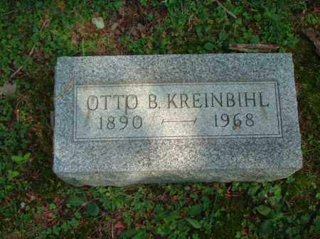 KREINBIHL, OTTO B. - Meigs County, Ohio | OTTO B. KREINBIHL - Ohio Gravestone Photos