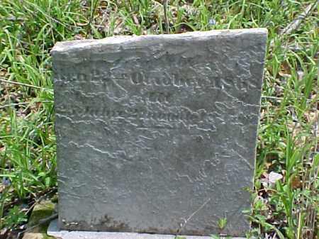 KRISELMIER, CATHERINEA - Meigs County, Ohio   CATHERINEA KRISELMIER - Ohio Gravestone Photos