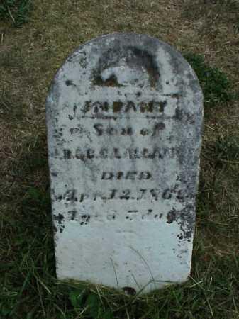 LALLANCE, INFANT SON - Meigs County, Ohio | INFANT SON LALLANCE - Ohio Gravestone Photos