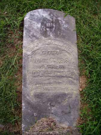 LALLANCE, ADAM - Meigs County, Ohio   ADAM LALLANCE - Ohio Gravestone Photos