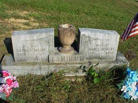 LAMBERT, JAMES ROBERT - Meigs County, Ohio | JAMES ROBERT LAMBERT - Ohio Gravestone Photos