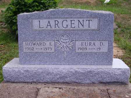 LARGENT, EURA D. - Meigs County, Ohio   EURA D. LARGENT - Ohio Gravestone Photos