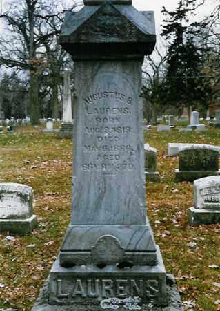 LAURENS, AUGUSTUS B. - Meigs County, Ohio | AUGUSTUS B. LAURENS - Ohio Gravestone Photos