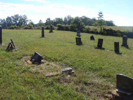 LEBANON CEMETERY, OVERALL VIEW #4 - Meigs County, Ohio   OVERALL VIEW #4 LEBANON CEMETERY - Ohio Gravestone Photos