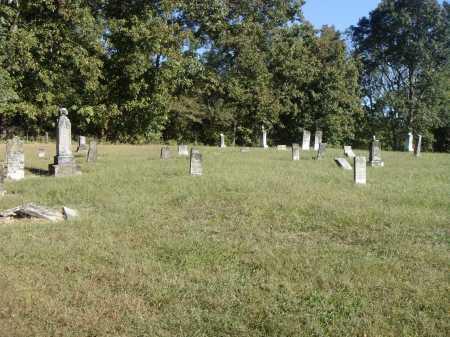 CLINE PLOT, PLOT - OVERALL VIEW - Meigs County, Ohio | PLOT - OVERALL VIEW CLINE PLOT - Ohio Gravestone Photos