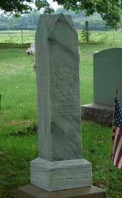 LEWIS, GEORGE WASHINGTON - Meigs County, Ohio   GEORGE WASHINGTON LEWIS - Ohio Gravestone Photos