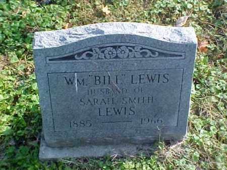 """LEWIS, WILLIAM """"BILL"""" - Meigs County, Ohio   WILLIAM """"BILL"""" LEWIS - Ohio Gravestone Photos"""