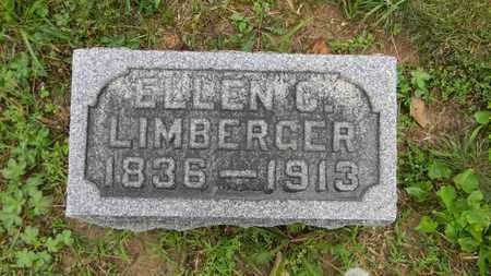 LIMBERGER, ELLEN C. - Meigs County, Ohio | ELLEN C. LIMBERGER - Ohio Gravestone Photos