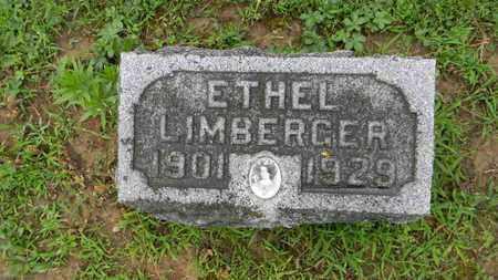 LIMBERGER, ETHEL - Meigs County, Ohio | ETHEL LIMBERGER - Ohio Gravestone Photos