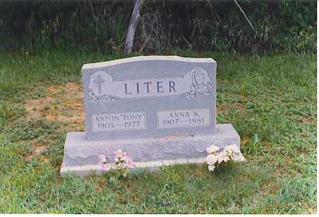 "LITER, ANTON ""TONY"" - Meigs County, Ohio 