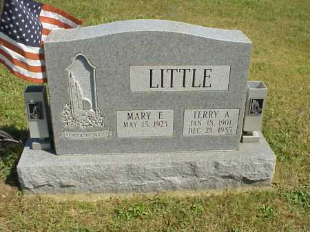 LITTLE, MARY E. - Meigs County, Ohio | MARY E. LITTLE - Ohio Gravestone Photos