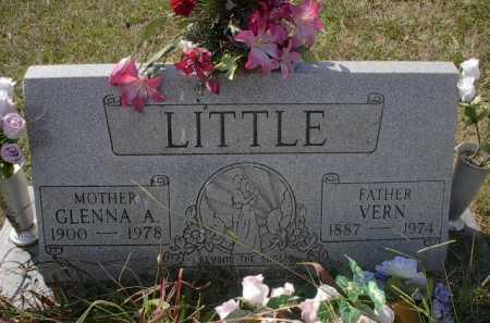 LITTLE, VERN - Meigs County, Ohio | VERN LITTLE - Ohio Gravestone Photos