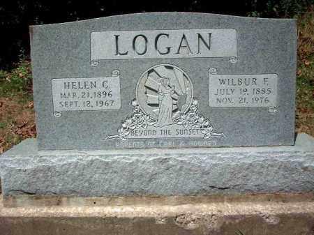 LOGAN, HELEN C. - Meigs County, Ohio | HELEN C. LOGAN - Ohio Gravestone Photos