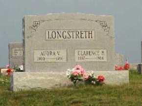 LONGSTRETH, AUDRA V. - Meigs County, Ohio | AUDRA V. LONGSTRETH - Ohio Gravestone Photos