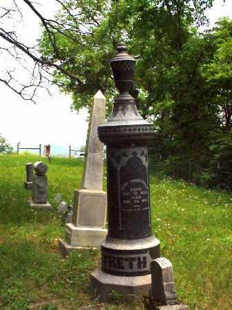 LONGSTRETH, JOHN - Meigs County, Ohio | JOHN LONGSTRETH - Ohio Gravestone Photos