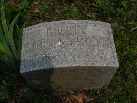 LONGSTRETH, MARY - Meigs County, Ohio | MARY LONGSTRETH - Ohio Gravestone Photos