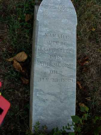 LONGSTRETH, SARAH C. - Meigs County, Ohio | SARAH C. LONGSTRETH - Ohio Gravestone Photos