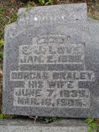 LOVE, DORCAS - CLOSEVIEW - Meigs County, Ohio | DORCAS - CLOSEVIEW LOVE - Ohio Gravestone Photos