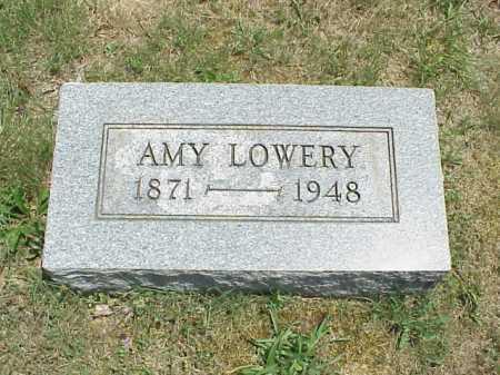 LOWERY, AMY - Meigs County, Ohio | AMY LOWERY - Ohio Gravestone Photos