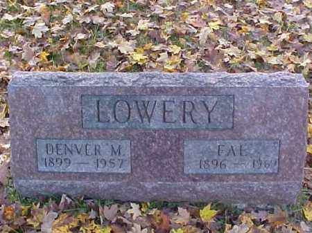 LOWERY, FAE A. - Meigs County, Ohio | FAE A. LOWERY - Ohio Gravestone Photos