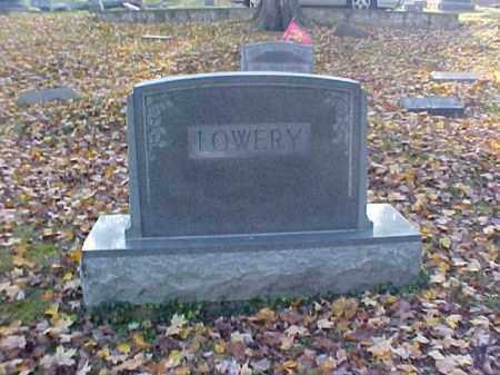 LOWERY, MONUMENT - Meigs County, Ohio   MONUMENT LOWERY - Ohio Gravestone Photos