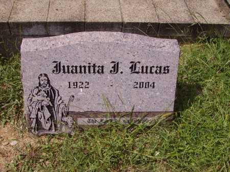 LUCAS, JUANITA J. - Meigs County, Ohio | JUANITA J. LUCAS - Ohio Gravestone Photos