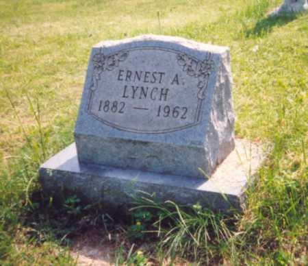 LYNCH, ERNEST A. - Meigs County, Ohio | ERNEST A. LYNCH - Ohio Gravestone Photos