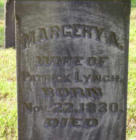 LYNCH, MARGERY A. CLOSE VIEW - Meigs County, Ohio | MARGERY A. CLOSE VIEW LYNCH - Ohio Gravestone Photos