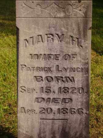 NORTON LYNCH, MARY H. - Meigs County, Ohio | MARY H. NORTON LYNCH - Ohio Gravestone Photos