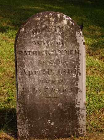 LYNCH, MARY - SECOND STONE - Meigs County, Ohio | MARY - SECOND STONE LYNCH - Ohio Gravestone Photos