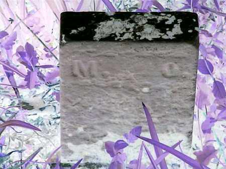 M., G. - Meigs County, Ohio | G. M. - Ohio Gravestone Photos